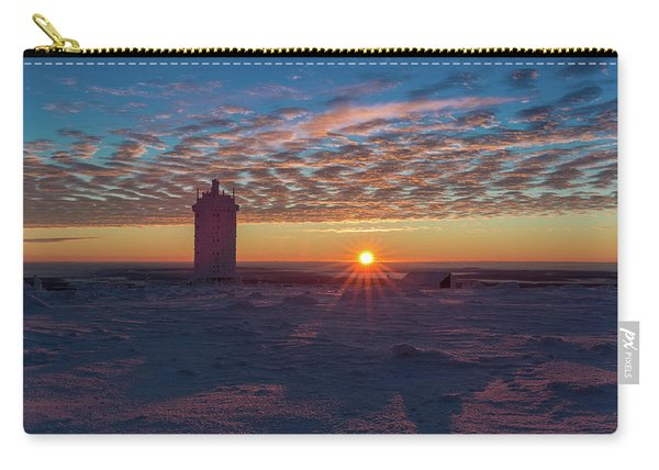 Sunrise On The Brocken, Harz Carry-all Pouch