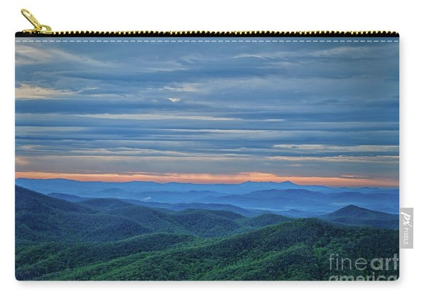 Sunrise On The Parkway Carry-all Pouch