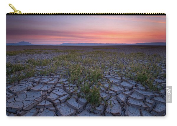 Sunrise On The Playa Carry-all Pouch