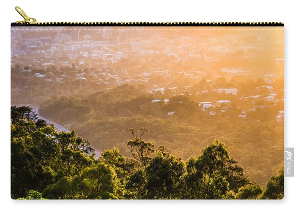Sunrise Over Brisbane Carry-all Pouch