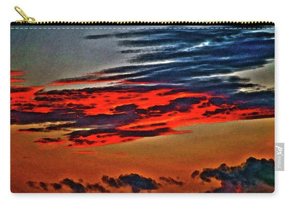 Sunrise Over Daytona Beach Carry-all Pouch