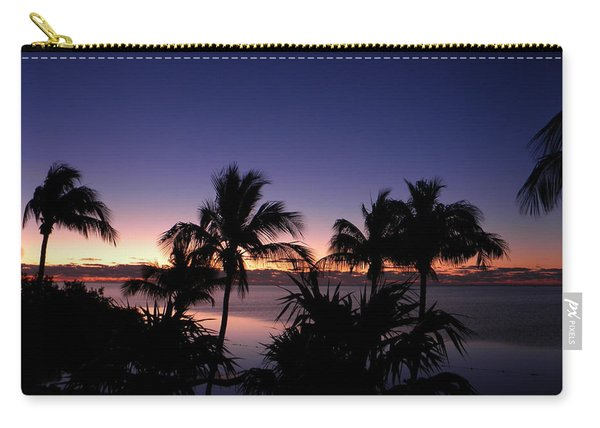 Sunrise Over Key West Carry-all Pouch