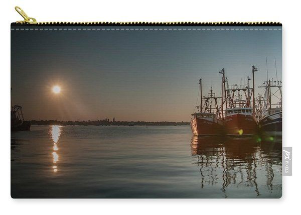 Sunrise Over New Bedford, Carry-all Pouch