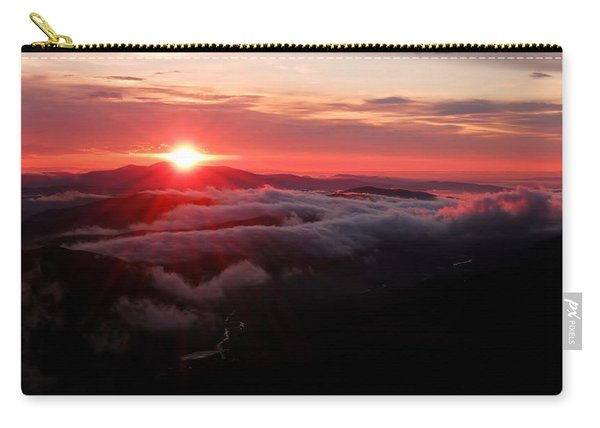 Sunrise Over Wyvis Carry-all Pouch