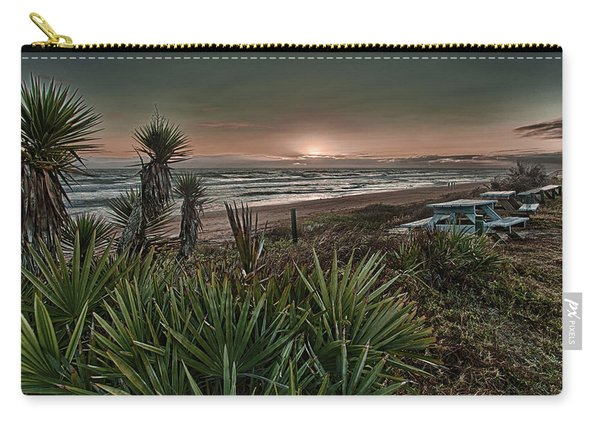 Sunrise Picnic Carry-all Pouch