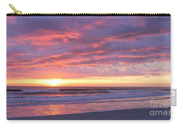 Sunrise Pinks Carry-all Pouch