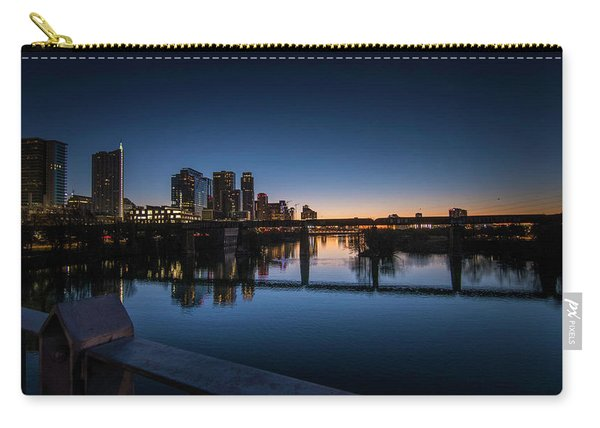 Sunrise Reflections Carry-all Pouch