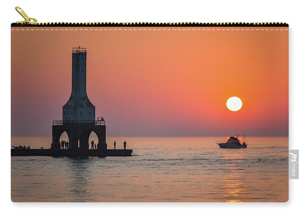 Sunrise Sail Carry-all Pouch