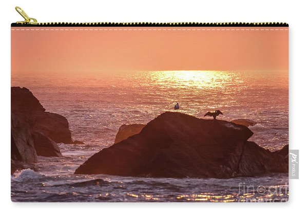 Sunrise, South Shore Carry-all Pouch