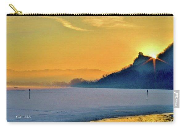 Sunrise Sparkle Carry-all Pouch