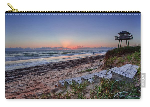 Sunrise Stairs Carry-all Pouch