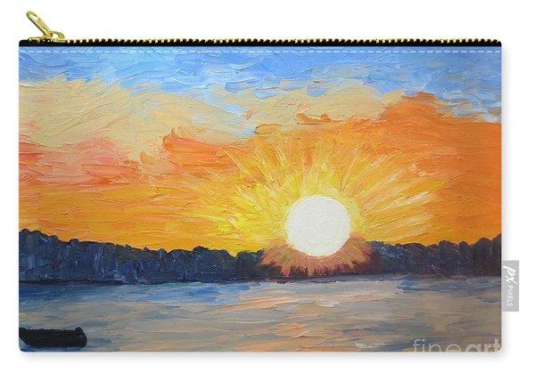 Sunrise Sensation Carry-all Pouch