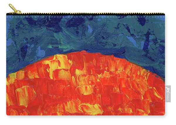 Sunrise Sunset 1 Carry-all Pouch