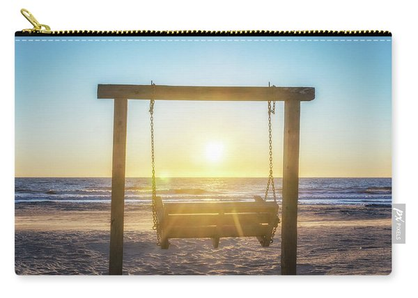 Sunrise Swings Carry-all Pouch