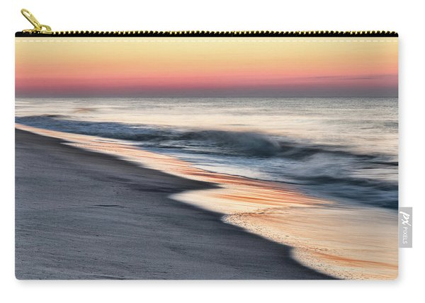 Sunrise Waves Carry-all Pouch