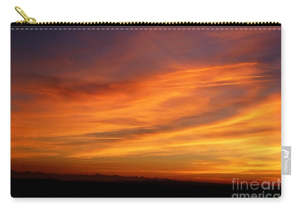 Sunset 10 Carry-all Pouch