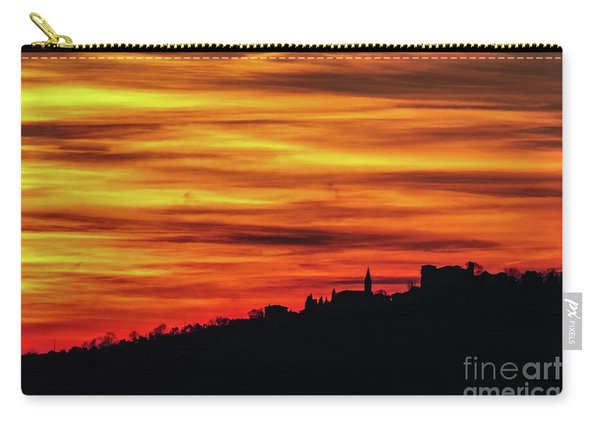 Sunset 11 Carry-all Pouch