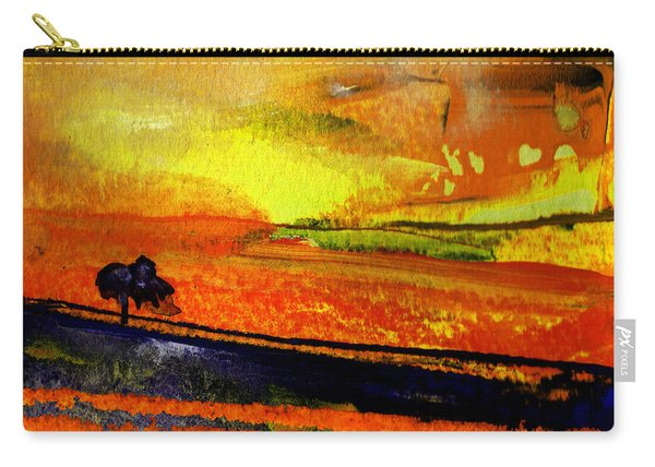 Sunset 15 Carry-all Pouch
