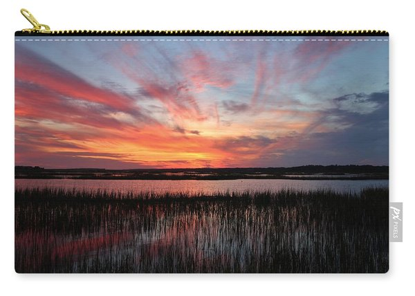 Sunset And Reflections 2 Carry-all Pouch