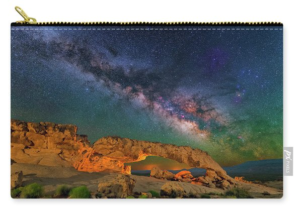 Sunset Arch Carry-all Pouch