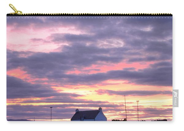 Sunset At Clachnaharry Carry-all Pouch