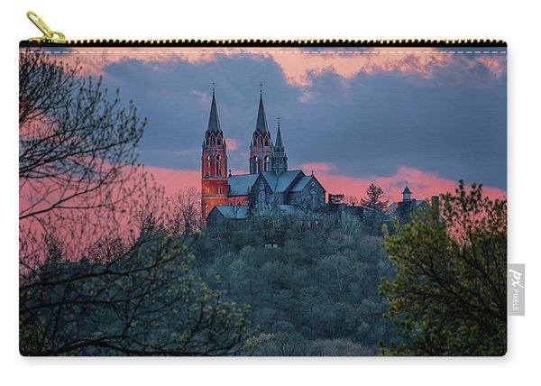 Sunset At Holy Hill Carry-all Pouch