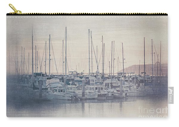 Sunset At The Marina Carry-all Pouch
