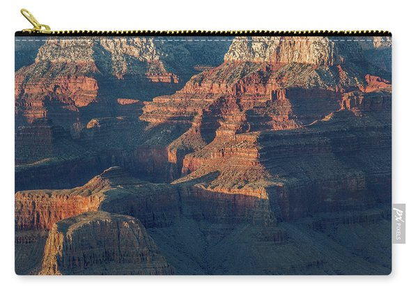 Sunset At The South Rim, Grand Canyon Carry-all Pouch