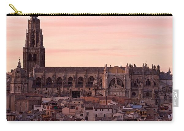 Sunset At Toledo Carry-all Pouch