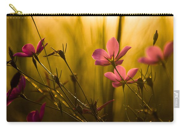 Sunset Beauties Carry-all Pouch