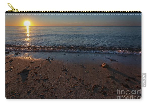 Sunset Chapin Beach Style Carry-all Pouch