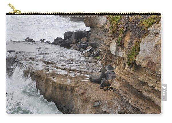Sunset Cliffs San Diego Portrait Carry-all Pouch