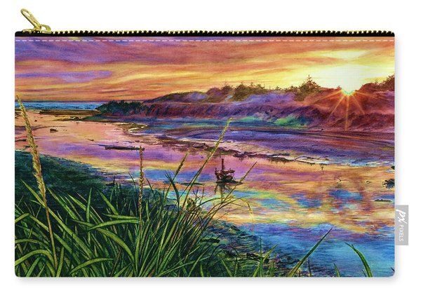 Sunset Creation Carry-all Pouch