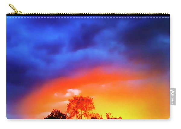 Sunset Extraordinaire Carry-all Pouch