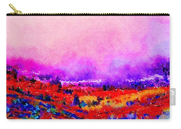 Sunset Hills Carry-all Pouch