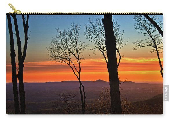 Sunset Hues Carry-all Pouch