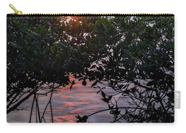Sunset, Hutchinson Island, Florida  -29188-29191 Carry-all Pouch