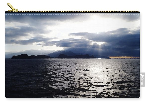 Sunset In Madeira Carry-all Pouch