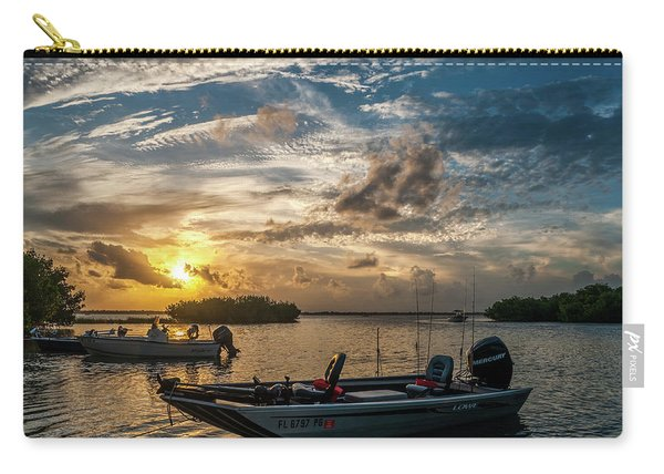 Sunset In Paradise Carry-all Pouch