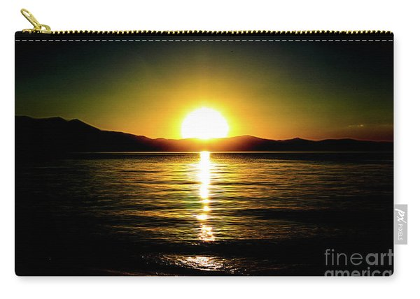 Sunset Lake 2 Carry-all Pouch