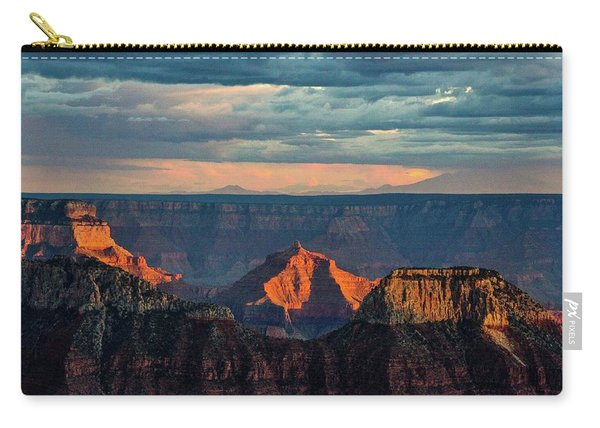 Sunset Lights Angels Gate Carry-all Pouch