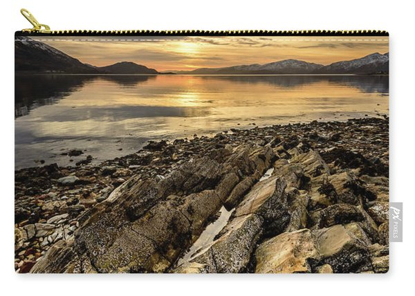 Sunset, Loch Lochy Carry-all Pouch