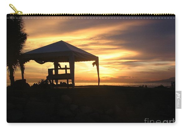 Sunset Massage Carry-all Pouch