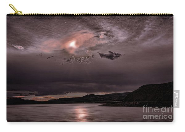 Carry-all Pouch featuring the photograph Sunset Near Crested Butte by Susan Warren