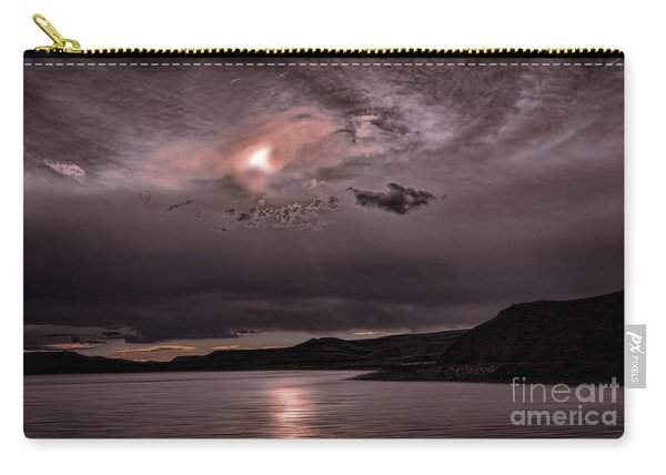 Sunset Near Crested Butte Carry-all Pouch