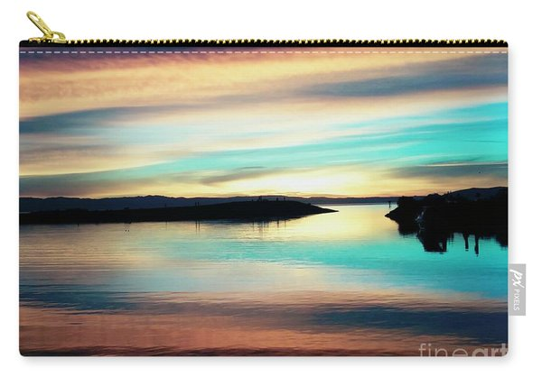 Sunset Noctune Carry-all Pouch
