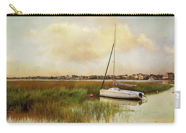 Sunset On The Basin Carry-all Pouch