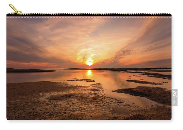 Sunset On The Cape Carry-all Pouch