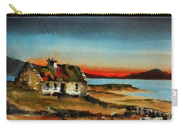 F 707 Inishfree Bay Near Ardra, Donegal.. Carry-all Pouch