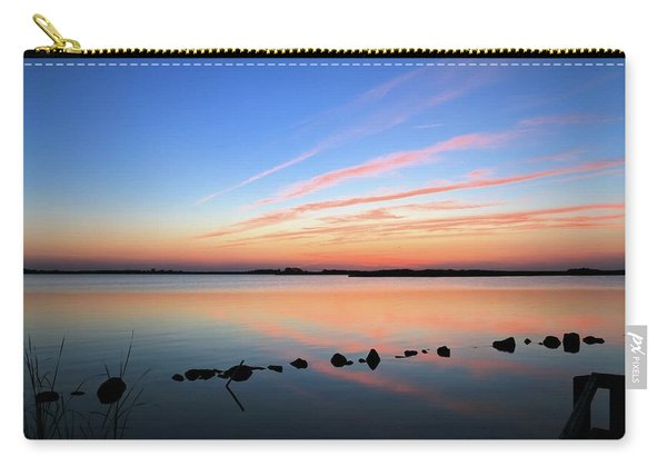 Sunset Over Back Bay National Wildlife Refuge Carry-all Pouch